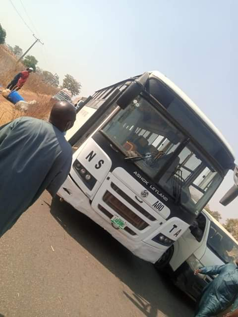 Image result for MINNA: NIGER STATE GOVT SECURED THE RELEASE OF ABDUCTED NSTA PASSENGERS.