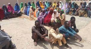 victims of abduction rescued in Zamfara State