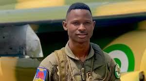 Flt. Lt. Abayomi Dairo,pilot of ill-fated Alpha jet gunned down by bandits