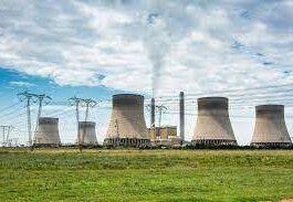 coal-powered. plant