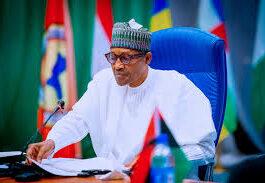 President Muhammadu Buhari fear of failure.