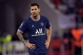 I Didn't Make A Mistake Leaving Barcelona FC For PSG, Says Messi