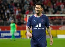 Messi in for Champions League debut for PSG at Club Brugge